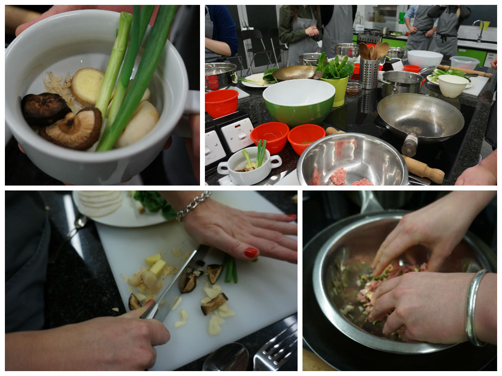 A cookery class in Mama Wang\'s Kitchen - The Very Hungry Londoner