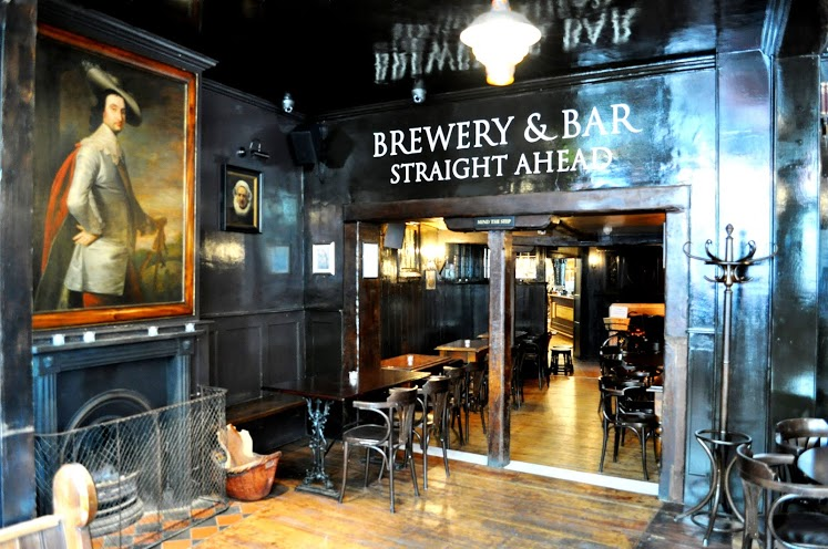 GEORGE AND DRAGON ENTRANCE (1)
